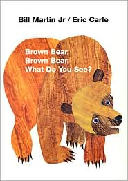 """<font title=""""Brown Bear, Brown Bear, What Do You See? (Board Book)"""">Brown Bear, Brown Bear, What Do You See?...</font>"""