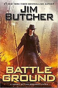 Battle Ground (Hardcover)