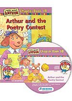 Arthur Chapter Book 18. Arthur and the Poetry Contest (Paperback + CD)
