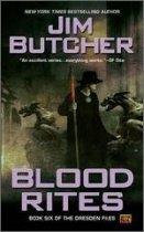 Blood Rites (Mass Market Paperback)