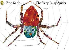 The Very Busy Spider (Paperback)