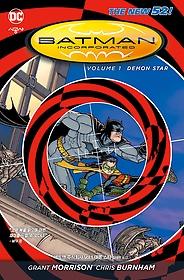 뉴 52 배트맨 주식회사 Vol. 1