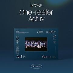 아이즈원(IZ*ONE) - One-reeler / Act Ⅳ [4th Mini Album][Scene #2 ver.][유진 예나 나코 채원][1회..