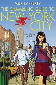 """<font title=""""The Shambling Guide to New York City (Paperback)"""">The Shambling Guide to New York City (Pa...</font>"""