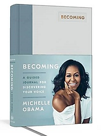 """<font title=""""Becoming: A Guided Journal for Discovering Your Voice (Hardcover)"""">Becoming: A Guided Journal for Discoveri...</font>"""