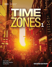 "<font title=""Time Zones 1: Student Book and Online Workbook (Paperback/ 2nd Ed.)"">Time Zones 1: Student Book and Online Wo...</font>"