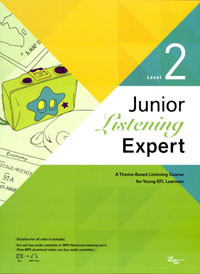 Junior Listening Expert Level 2 (TAPE별매)