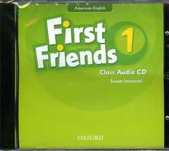 First Friends 1: Class CD (교재별매)