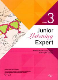 "<font title=""Junior Listening Expert Level 3 (TAPE별매)"">Junior Listening Expert Level 3 (TAPE별...</font>"