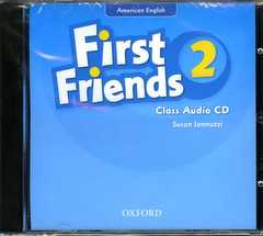 First Friends 2: Class CD (교재별매)