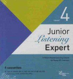 "<font title=""Junior Listening Expert Level 4 TAPE:4 (교재별매)"">Junior Listening Expert Level 4 TAPE:4 (...</font>"