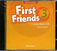 First Friends 3: Class CD (교재별매)