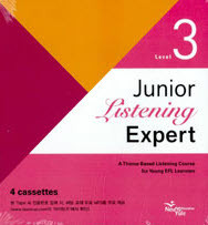 "<font title=""Junior Listening Expert Level 3 TAPE:4 (교재별매)"">Junior Listening Expert Level 3 TAPE:4 (...</font>"