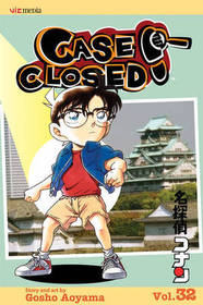 Case Closed Vol.32 (Paperback)