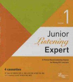 "<font title=""Junior Listening Expert Level 1 TAPE:4 (교재별매)"">Junior Listening Expert Level 1 TAPE:4 (...</font>"