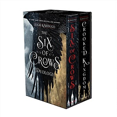 The Six of Crows Duology Set (Hardcover)