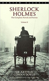 """<font title=""""Sherlock Holmes: The Complete Novels and Stories, Vol. 2 (Paperback)"""">Sherlock Holmes: The Complete Novels and...</font>"""