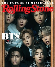 Rolling Stone (월간, 발행국: 미국) : 2021년 06월호 BTS 방탄소년단 커버