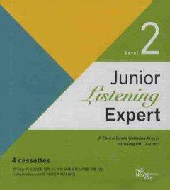 """<font title=""""[한정판매] Junior Listening Expert Level 2 TAPE:4 (교재별매)"""">[한정판매] Junior Listening Expert Level...</font>"""