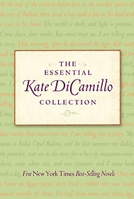 """<font title=""""The Essential Kate Dicamillo Collection (Paperback:5)"""">The Essential Kate Dicamillo Collection ...</font>"""