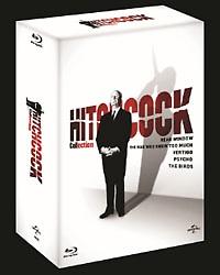 알프레드 히치콕 마스터피스 콜렉션 박스세트 [5Disc, 아웃박스] - DVD