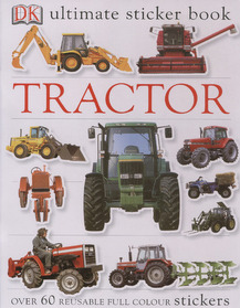 """<font title=""""Tractor : Ultimate Sticker Book (Paperback)"""">Tractor : Ultimate Sticker Book (Paperba...</font>"""