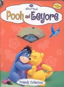 Pooh & eeyore (Board Book+CD)