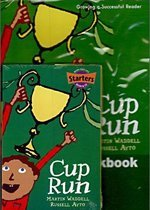 "<font title=""Cup Run - Starters (Paperback+ Workbook+ CD)"">Cup Run - Starters (Paperback+ Workbook+...</font>"