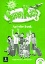 """<font title=""""Superkids Level 4 - Activity Book with CD (New Edtion) """">Superkids Level 4 - Activity Book with C...</font>"""