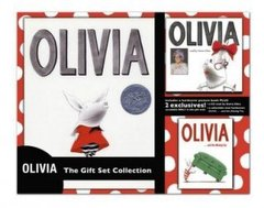 Olivia : The Gift Set Collection (Hardcover+CD:1+Miniature:1)