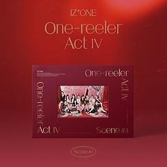 아이즈원(IZ*ONE) - One-reeler / Act Ⅳ [4th Mini Album][Scene #3 ver.][유진 예나 나코 채원][1회..