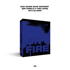 은지원(EUN JIWON) - EUN JIWON 2019 CONCERT [ON FIRE] & [1 THE LAND](2Disc)[블루레이]