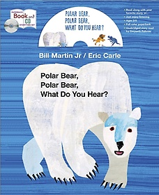 """<font title=""""Polar Bear, Polar Bear, What Do You Hear? (Paperback+CD)"""">Polar Bear, Polar Bear, What Do You Hear...</font>"""