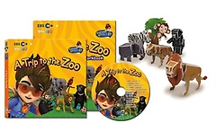 """<font title=""""EBS 번개맨 영어나라 교구활동놀이 1 - A Trip to the Zoo"""">EBS 번개맨 영어나라 교구활동놀이 1 - A T...</font>"""