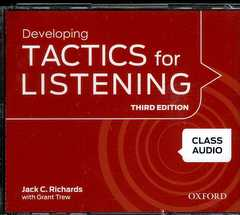 """<font title=""""Developing Tactics for Listening, 3rd Edition (Audio CD:4/ 교재별매)"""">Developing Tactics for Listening, 3rd Ed...</font>"""