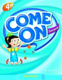 Come On Everyone 4: Workbook (Paperback)