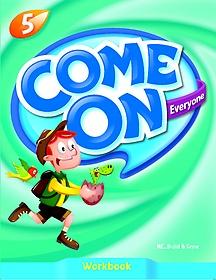 Come On Everyone 5: Workbook (Paperback)