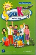 Superkids Level 4 (Tape:2/ 교재별매)