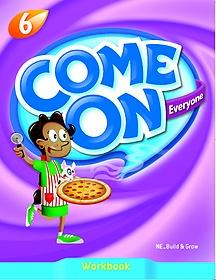 Come On Everyone 6: Workbook (Paperback)