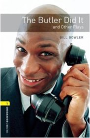 """<font title=""""The Butler did it and other plays - Oxford Bookworms Library 1 (Paperback/ New Edition)"""">The Butler did it and other plays - Oxfo...</font>"""