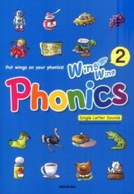 Wing Wing Phonics 2 - Single letter Sounds
