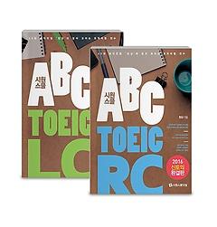 "<font title=""시원스쿨 ABC TOEIC LC + RC (2016 신토익 완결판)"">시원스쿨 ABC TOEIC LC + RC (2016 신토익 ...</font>"