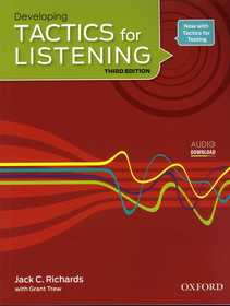 """<font title=""""Developing Tactics for Listening, 3rd Edition : Student"""