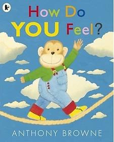 [노부영]How Do You Feel? (Paperback)