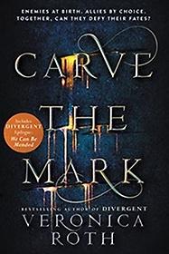 "<font title=""Carve the Mark (Paperback / Reprint Edition)"">Carve the Mark (Paperback / Reprint Edit...</font>"