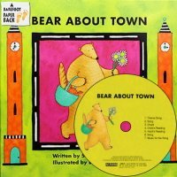 Bear about Town (Paperback+CD:1)