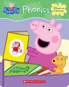 Peppa Pig Phonics Set (Paperback)
