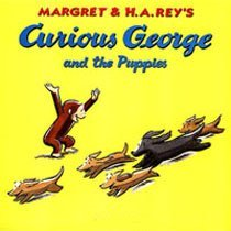 """<font title=""""Curious George and the Puppies (Paperback)"""">Curious George and the Puppies (Paperbac...</font>"""