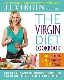 The Virgin Diet Cookbook (Hardcover)
