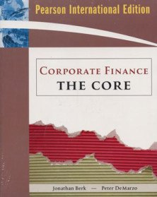 "<font title=""Corporate Finance : The Core (Paperback/ International Edition)"">Corporate Finance : The Core (Paperback/...</font>"